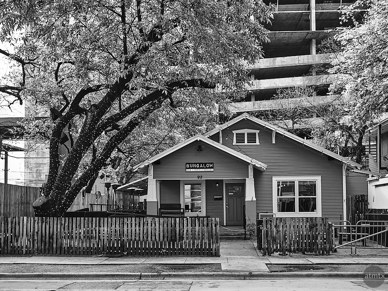 Bungalow, Rainey Street - Austin, Texas