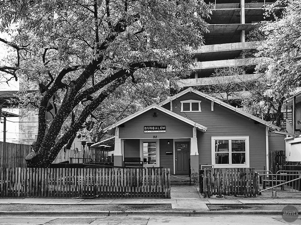Bungalow, Rainey Street - Austin, Texas
