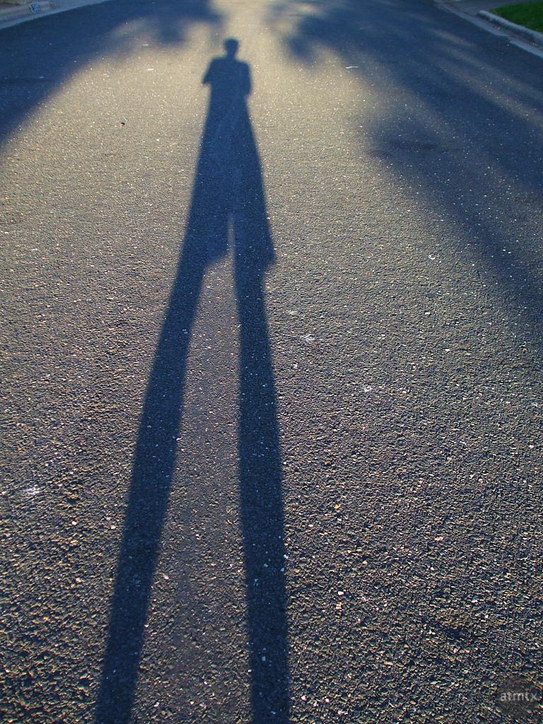 A Shadow of One's Self - Austin, Texas