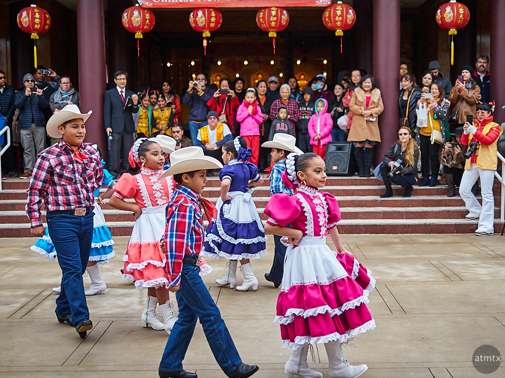 Chinese New Year 2019 - Austin, Texas