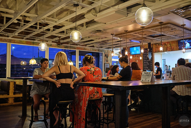 Inside Dining - Austin, Texas