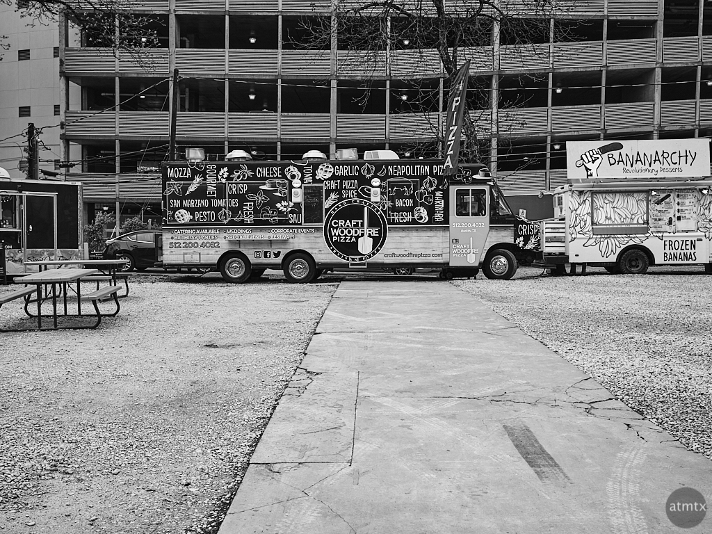 Rainey Street Food Truck Park - Austin, Texas