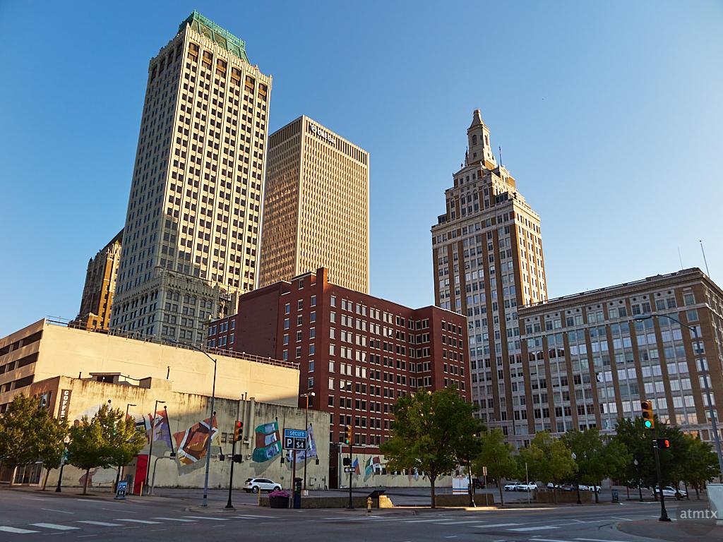 Downtown Skyline - Tulsa, Oklahoma