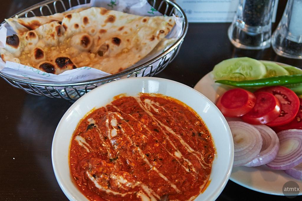 Sunday Lunch, Aloft Hotel - Bangalore, India
