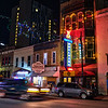 Motion Blur, 6th Street - Austin, Texas