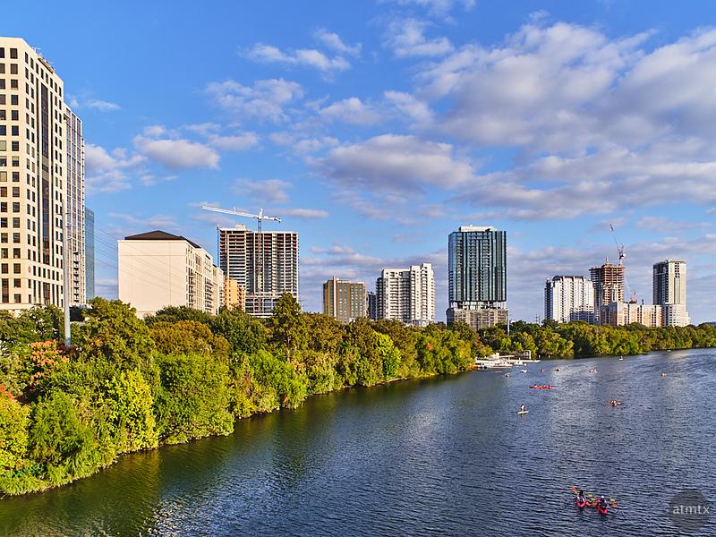 Rainey Street Towers - Austin, Texas