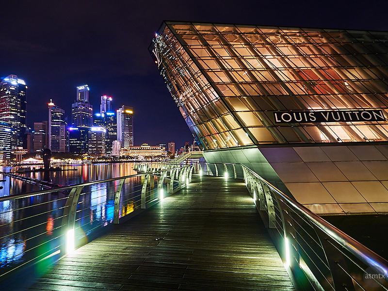 Louis Vuitton Askew - Singapore