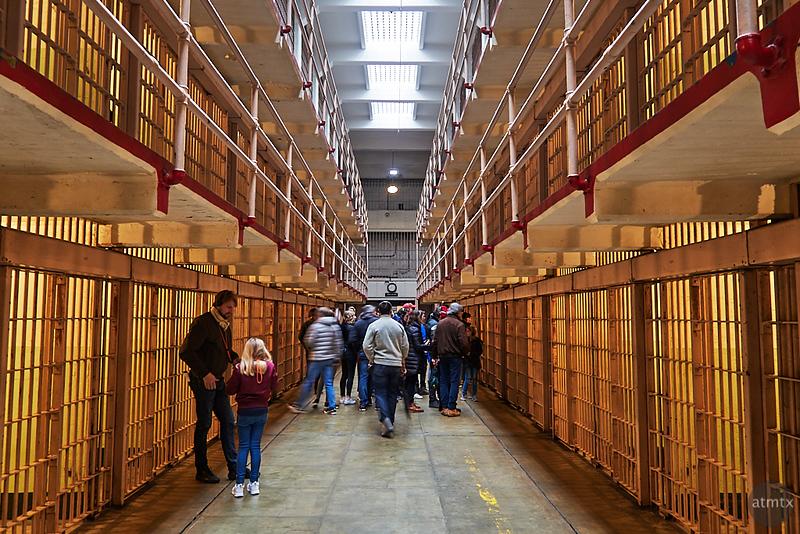 Alcatraz Leading Lines - San Francisco, California