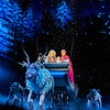 Scene from Frozen, Disney California Adventure - Anaheim, California