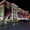 Hampton Inn Exterior - Tulsa, Oklahoma (Fujifilm)