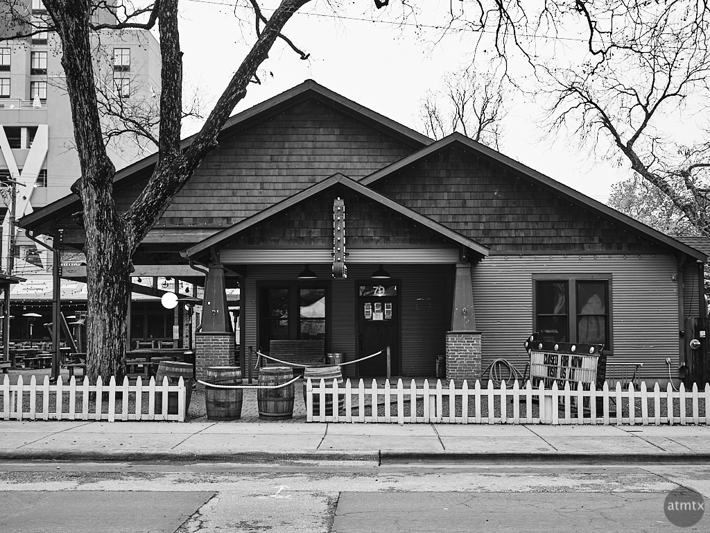 Banger's Sausage House, Rainey Street - Austin, Texas