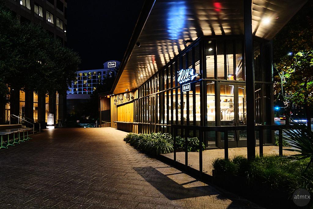 Ellis Bar Exterior - Austin, Texas