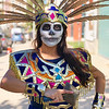 Sara, Dia de los Muertos 2018 - Austin, Texas