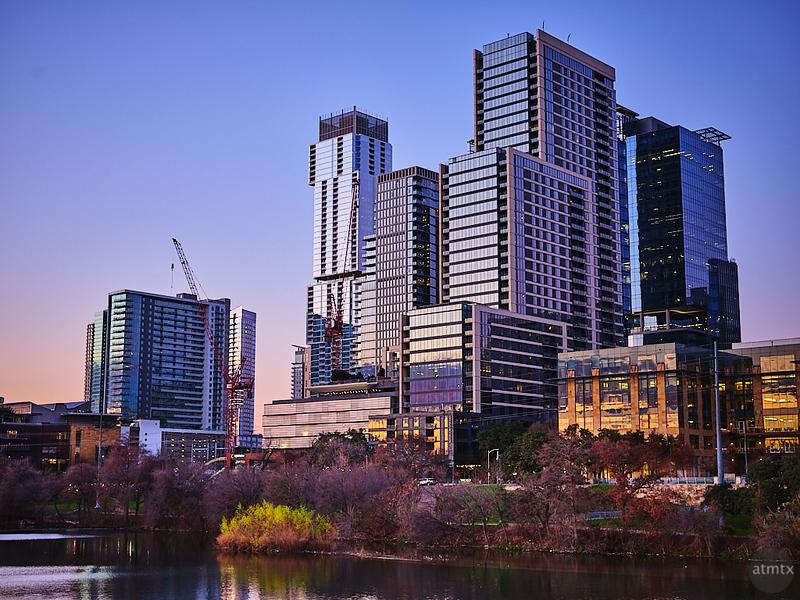 West Side Skyscrapers - Austin, Texas