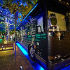 Kiefer Sutherland's Tour Bus - Austin, Texas
