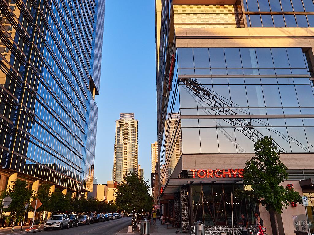 Torchys and Austonian - Austin, Texas