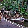 Jungle Cruise Boat - Anaheim, California