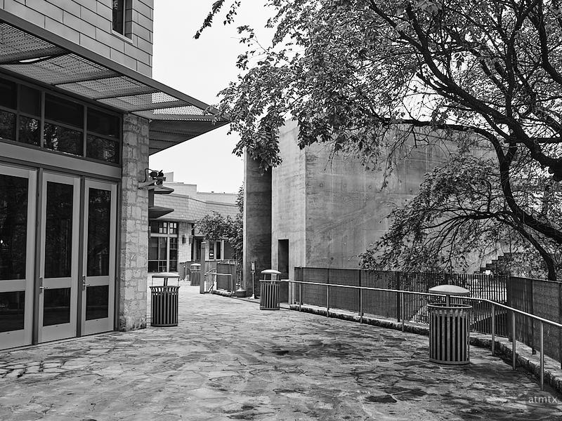 Empty Convention Center - Austin, Texas