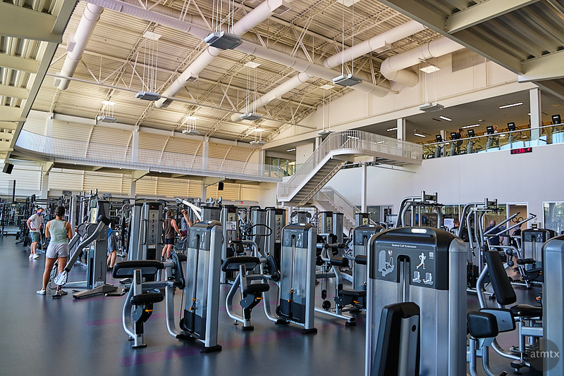 Recreation Center, TCU - Fort Worth, Texas