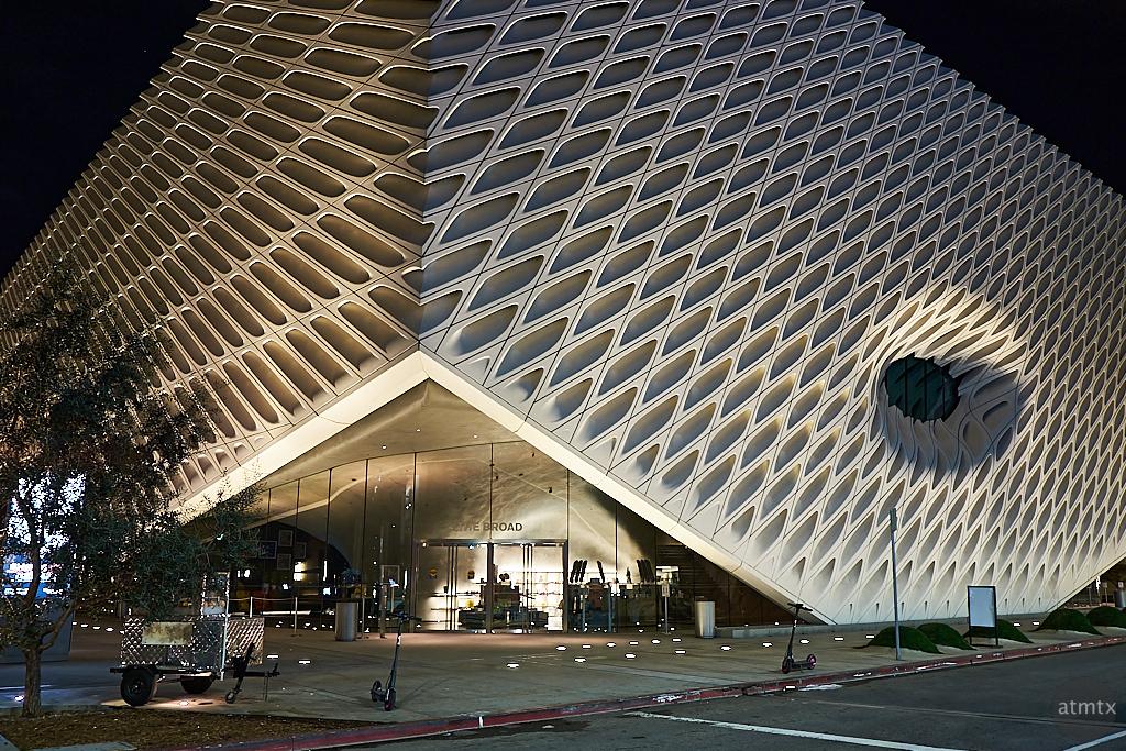 Entrance, The Broad - Los Angeles, California