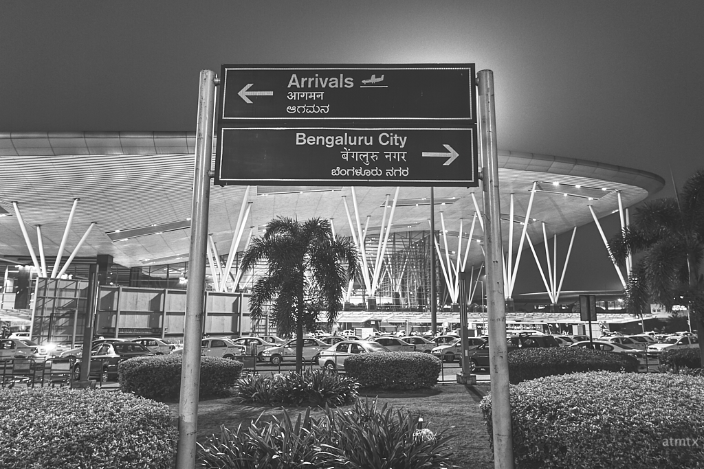 Kempegowda Airport - Bangalore, India