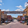 Stock Yards Sign - Fort Worth, Texas