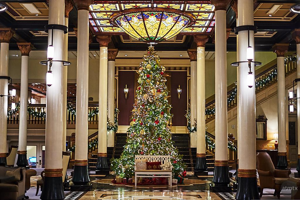 Driskill Christmas Tree 2019 (Camera 2)