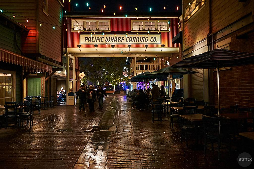 Pacific Wharf Canning Co., Disney California Adventure - Anaheim, California