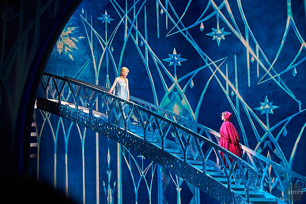 Scene from Frozen, Disney California Adventure - Anaheim, California