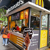 Smallest McDonald's - Singapore