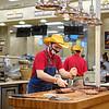 Making Sandwiches, Buc-ee's - New Braunfels, Texas