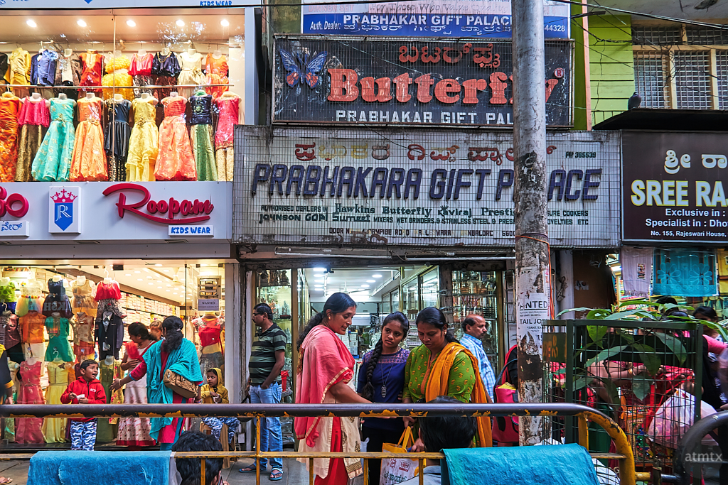 Neighborhood Stores - Bangalore, India