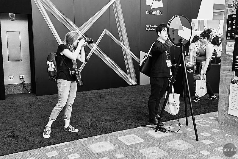 Shooting a Shooter, SXSW 2019 - Austin, Texas