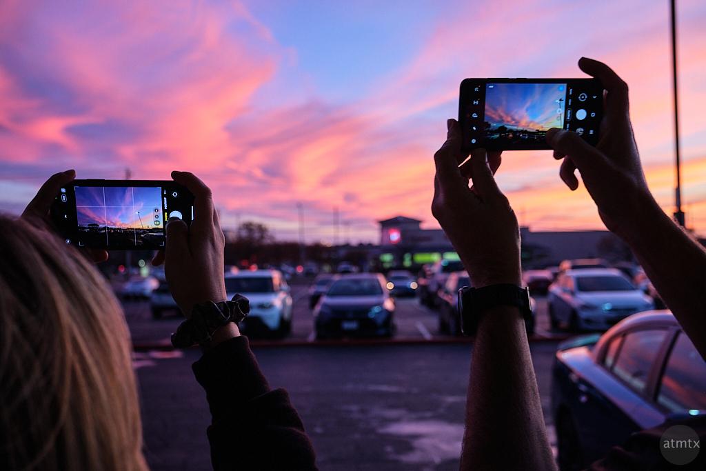 Precision Camera Sunset - Austin, Texas