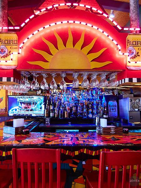 Tequila Sunrise, El Mercado - Austin, Texas