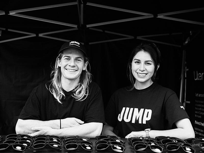Promoting Jump, SXSW 2019 - Austin, Texas