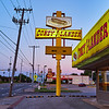 The Coney I-Lander at Dusk - Tulsa, Oklahoma
