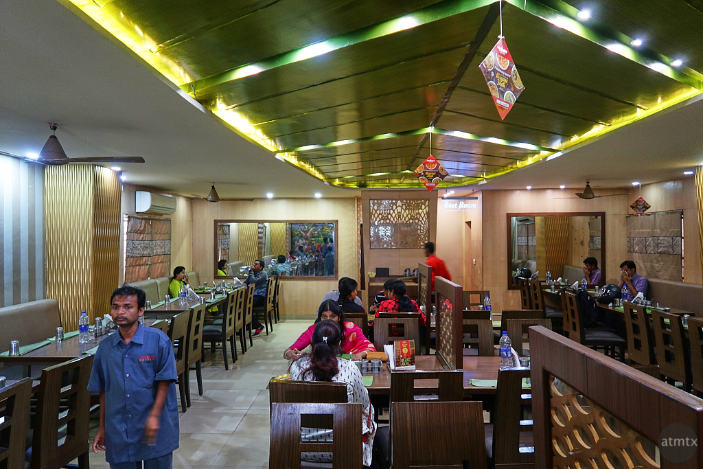 Nandhana Palace, South Indian Restaurant - Bangalore, India