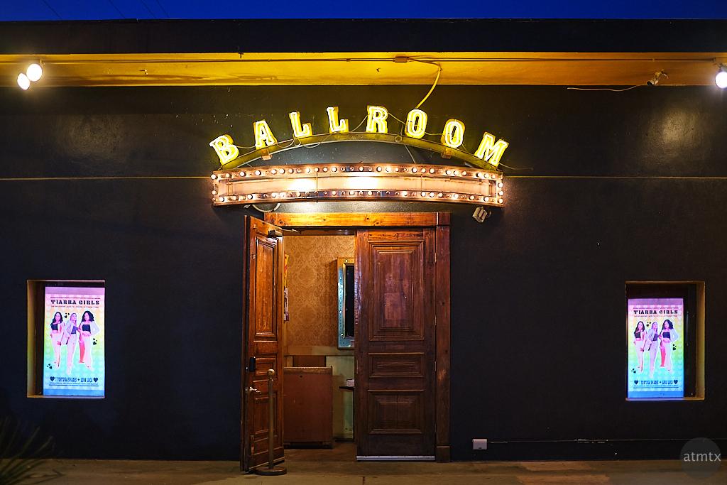 Blue Hour Ballroom - Austin, Texas