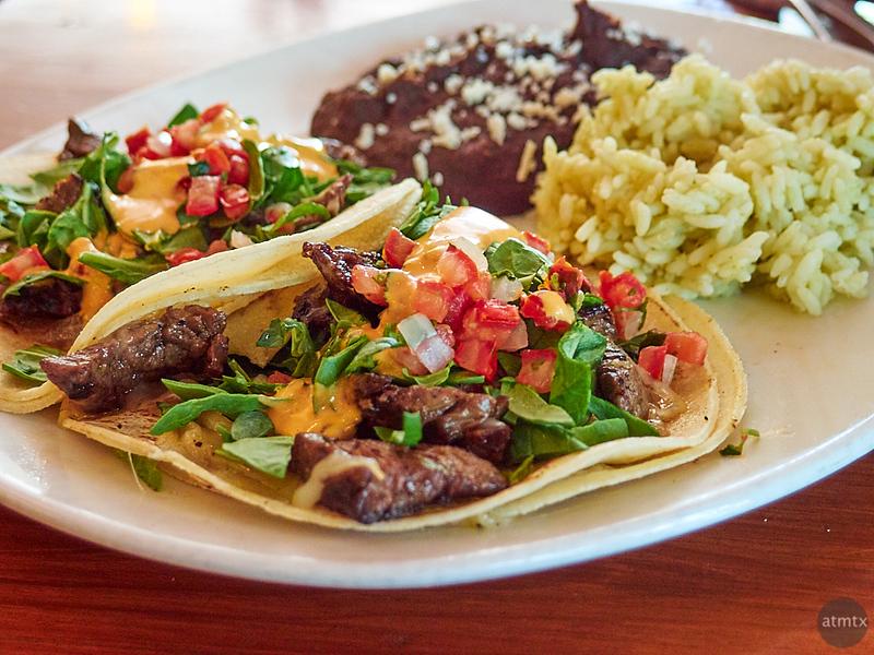 Taco Plate - Austin, Texas