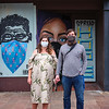 Katharine and Wesley, Pandemic Portrait - Austin, Texas