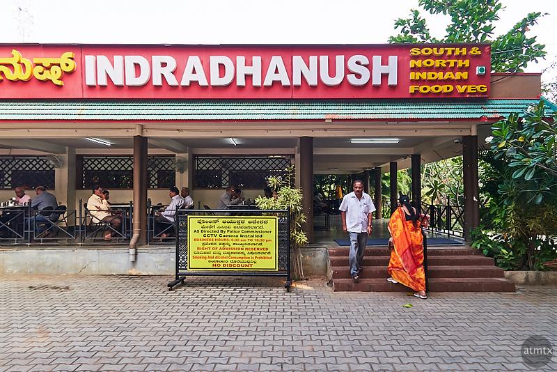 Indradhanush Restaurant - Road to Mysore, India