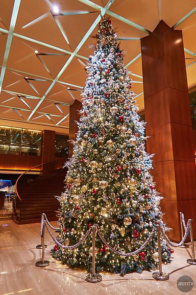 Christmas Tree, Grand Hyatt - Singapore