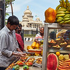 Timeless Fruit Stand - Bangalore, India