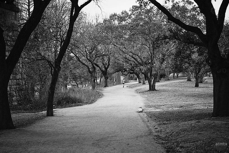 Hike and Bike Trail - Austin, Texas (Medium Framing)