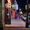 Empty 6th Street - Austin, Texas