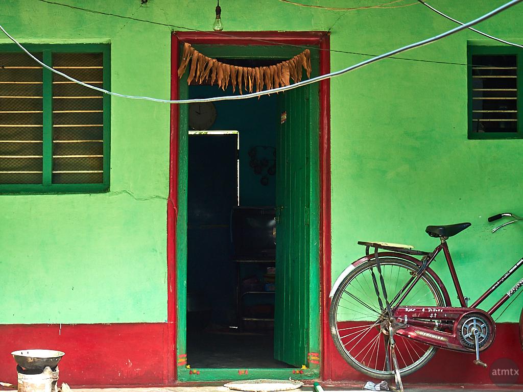 Intense Green - Somanathapura, India