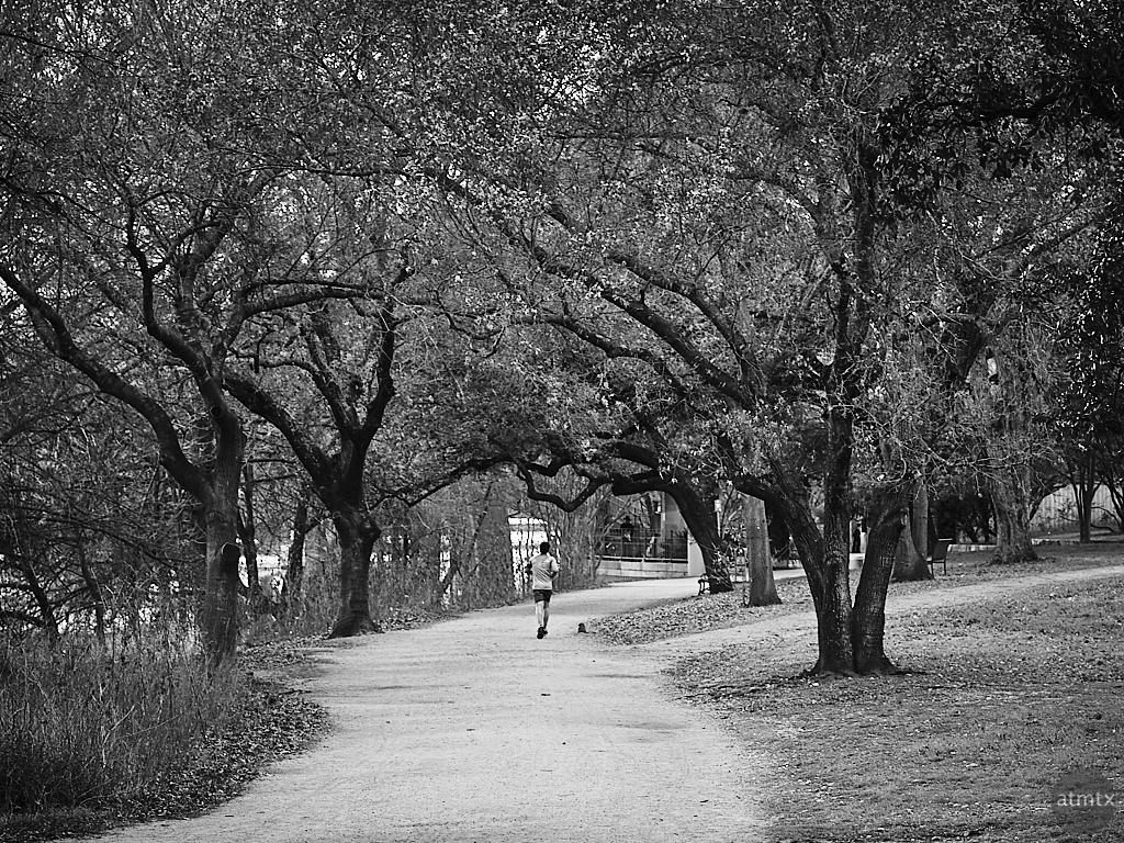 Hike and Bike Trail - Austin, Texas