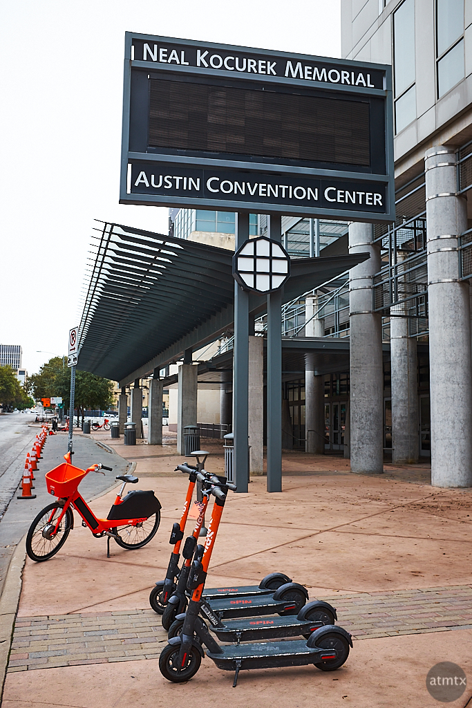 Convention Center - Austin, Texas