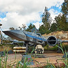 X-wing Starfighter - Anaheim, California